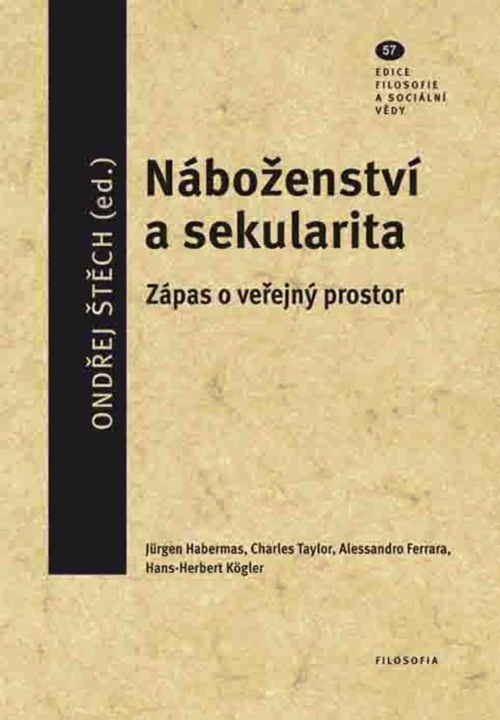 Náboženství a sekularita book cover